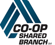 Logo Co-op Shared Branch