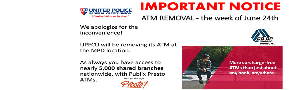 United Police Federal Credit Union >> United Police Home
